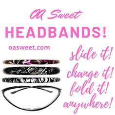 Sweet Band, Fast Hairstyles, Stylish Hair, Hair Inspiration, Headbands, Hair Accessories, My Style, Hair Styles, Comfy