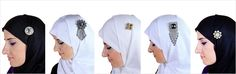 If you love being in trend and are willing to add that stylish look to your plain Hijabs, here is a guide for you. Use the various Hijab accessories available and look trendy and fashionable.