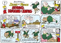 Dennis the Menace « ArcaMax Publishing American Idioms, Idiomatic Expressions, Dennis The Menace, Figurative Language, Funny Cartoons, Comic Strips, Comics, Cards, Minions