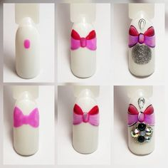 Pin by димитрина христова on nails nägel, nageldesign, nagellack kunst. Gel Nail Tips, Gel Nail Art, Nail Art Diy, Diy Nails, Pink Nail Designs, Beautiful Nail Designs, Cool Nail Designs, Nail Art Noel, Nail Drawing