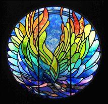 Afbeeldingsresultaat voor modern stained glass