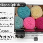 Lollipop Splash Color Combo