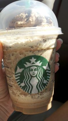 Starbucks Mocha Cookie Crumble