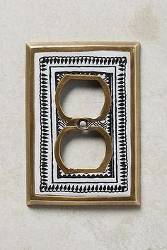 Rosalita Switch Plate