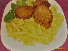 Cotolette di seitan  #ricette #food #recipes