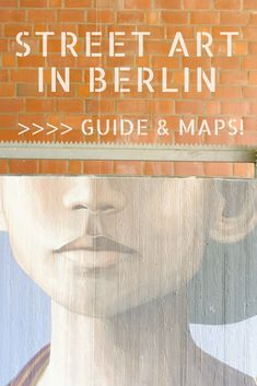 The ultimate urban art guide with maps of the areas where you can find street art in Berlin. Schoneberg, Kreuzberg, Friedrichshain, Mitte, Tegel Art Park and the abandoned listening station Teufelsberg. Berlin Club, Berlin Hotel, Berlin Art, Berlin Travel, Germany Travel, Best Cities In Europe, Best Street Art, European Vacation, Viajes