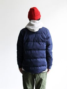 THE NORTH FACE PURPLE LABEL 65/35 Down Shirt