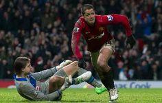 Chicha seals the Man U comeback against Newcastle