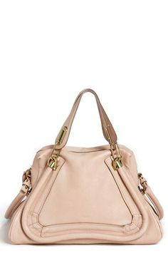 Chloé 'Paraty - Medium' Leather Satchel | Nordstrom