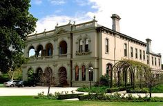 Coonac, Toorak, is said to be one of Melbourne's two most historic mansions. Built in 1867, Coonac is the oldest surviving mansion from the Crown allotments sold in 1849.
