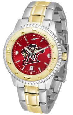 Cal State Northridge Matadors Competitor Two Tone Anochrome Watch