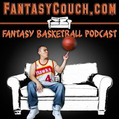 Fantasy Basketball guru, Matt Bohannan, on The Couch Fantasy Basketball, Basketball Hoop, New Fantasy, Couch, Sports, Instagram, Hs Sports, Settee, Sofa