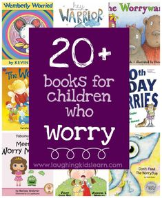 20 books to help children who worry or suffer from anxiety Character Education, Kids And Parenting, Parenting Hacks, Book Lists, Reading Lists, Read Aloud, Social Skills, Activities For Kids, Activity Ideas