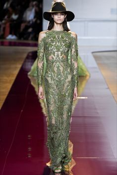Zuhair Murad Parigi - Haute Couture Fall Winter 2016-17 - Shows - Vogue.it