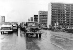 Acervo/ Estadão - Veículos daWillysdesfilam na Praça dos Três Poderes,02/02/1960
