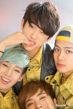Junior's everything... seriously adorable and edible!! (Bambam, Youngjae, Jackson)