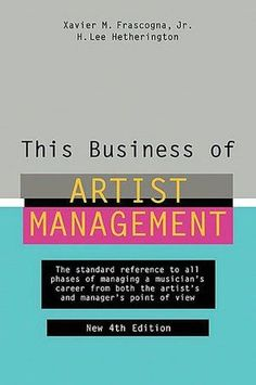 This Business of Artist Management