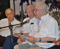 Rolando Alfonso Borges, Jesé Ramón Fernández y Armando Hart Dávalos