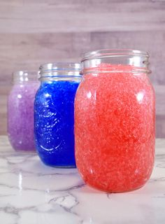 Homemade Air Freshener Gel - You can make a dozen jars of this in ...