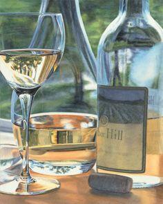 Vin Blanc - Cindy Agan