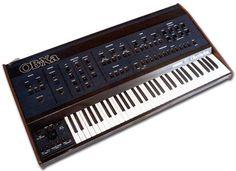 Oberheim OB-Xa. The ballsiest synth ever made.