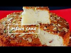 YouTube Indian Sweets, Melt In Your Mouth, Cake Ingredients, Dried Fruit, Unsalted Butter, Cheesecake, Bread, Baking, Desserts
