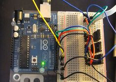 completed arduino   How To Set Up Arduino Web Control Without An Ethernet Shield