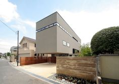 Shogo Iwata - House in Senriby