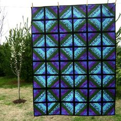 Almost Amish Cross Roads Quilt Price Reduced by thequilthaus, $99.00