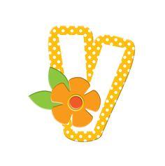SGBlogosfera. María José Argüeso: Abecedarios                                                                                                                                                                                 Más Letter Symbols, Alphabet And Numbers, Alphabet Fonts, Abc Letra, My Love Song, Minnie Png, Font Art, Bubble Letters, Peach Orange