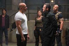 fast and furious 6 Vin Diesel Luke Evansの画像 プリ画像