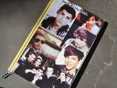 Fabulous One Direction Diy Journal One Direction Crafts, Journal, Diy, Gifts, Presents, Bricolage, Do It Yourself, Favors, Homemade