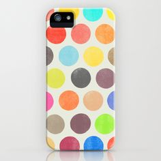 Color Play 1- iPhone Case by Garima Dhawan/Society6