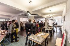 Einblick ins neue Büro - Züst Gübeli Gambetti - Architektur und Städtebau AG - Architekten Zürich