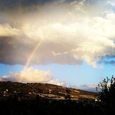 #Arcobaleno #Canicattí #Meraviglia della natura