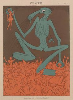 """""""Thomas Theodor Heine February January was a German painter and illustrator. Born in Leipzig, Heine established himself as a gifted caricaturist at an early age, which led to him. Children's Book Illustration, Graphic Design Illustration, Illustrator, Heine, Science Fiction Art, Sci Fi Art, Horror Art, Surreal Art, Art Inspo"""