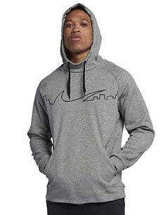 The Nike Therma Hoodie is not only cool but it helps you to stay warm when the temperature drops. Stylish Hoodies, Cool Hoodies, Latest Mens Fashion, Urban Fashion, Men's Fashion, Pinterest For Men, Badass Style, Man Style, Lined Denim Jacket