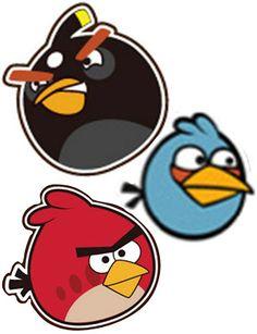 Angry Bird Printables