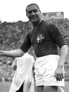 Giuseppe Meazza #FIGC #azzurri