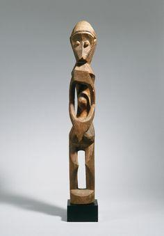 Figure, kasimbi Metoko early 20th century Wood