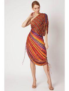 Dress Outfits, Casual Dresses, Summer Dresses, Designer Wear, Designer Dresses, Indian Photoshoot, Sari Dress, Indian Fashion Designers, Draped Dress