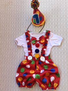 Baby Outfits For Boys Birthday 38 Ideas For 2019 Circus Themed Costumes, Carnival Themed Party, Carnival Birthday Parties, Carnival Themes, Circus Party, Birthday Party Themes, Baby Costumes, Baby 1st Birthday, Circus Birthday