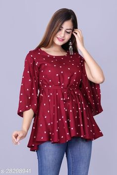Muslim Fashion, Bollywood Fashion, Indian Fashion, Western Wear Dresses, Western Wear For Women, Modern Tops, Travel Clothes Women, Fancy Dress, Trendy Fashion