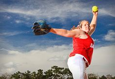Brooke Myers from East River High School poses for a portrait during media day at TFA in Orlando, Fla. on Saturday February 04, 2012.