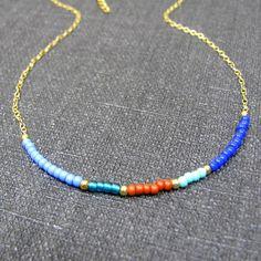 Choker Necklace Dainty 14K Gold Filled Choker Layered