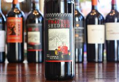 The Reverse Wine Snob: Tractor Shed Red 2011 - Tart and Tasty. Revisiting an old favorite. 30% Zinfandel, 40% Petite Sirah and 30% Malbec and occasionally available at Costco for around $8. http://www.reversewinesnob.com/2014/03/tractor-shed-red.html #wine #winelover