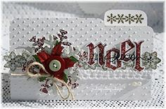 A Project by danni reid from our Cardmaking Gallery originally submitted 11/10/08 at 02:42 PM