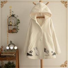 Harajuku fashion printing hoodie coat SE10944
