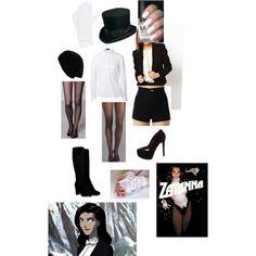 """Zatanna Zatara DC comics"" by lizzyloveshk19 on Polyvore"