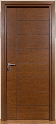 Flush Door Design, Home Door Design, Bedroom Door Design, Door Gate Design, Door Design Interior, Wooden Front Door Design, Wooden Front Doors, Wooden Door Hangers, Drawing Room Interior Design